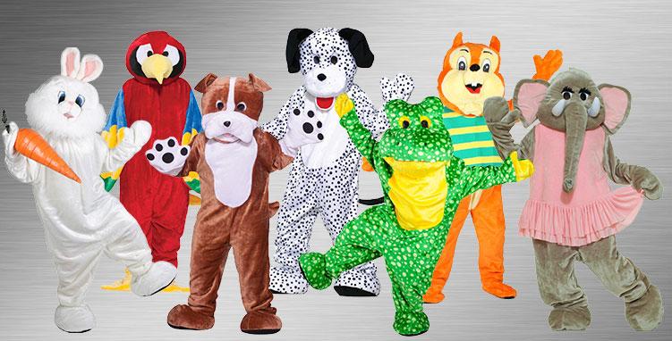 Mascot Costume Ideas