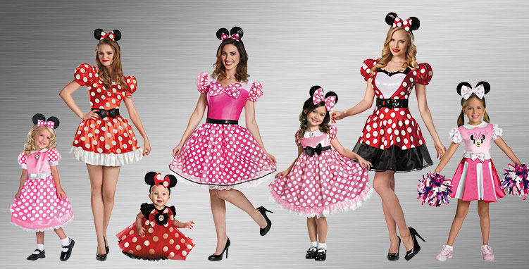 Minnie Costume Ideas