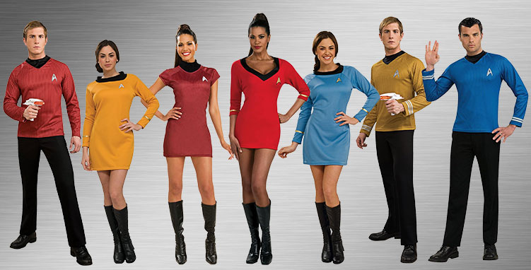 Star Trek Costume Ideas
