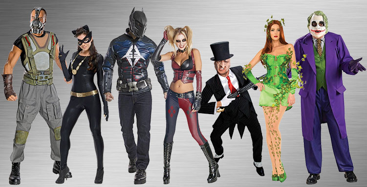 Joker Group Costume Ideas