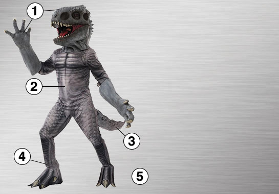 Ultimate Costume - Indominus Rex