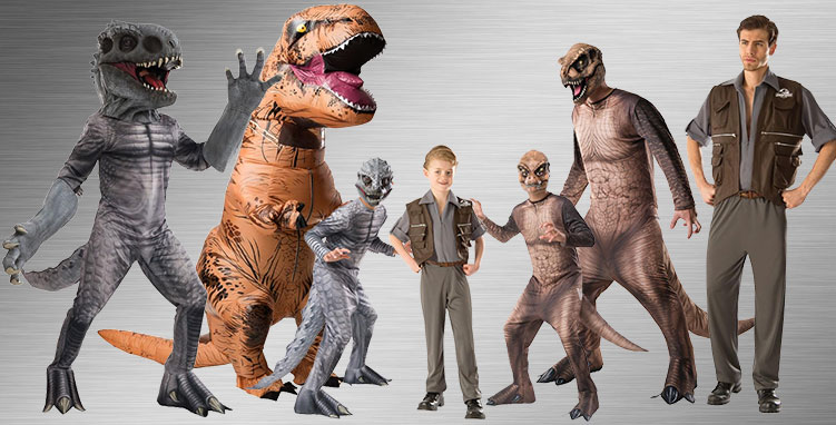 Dinosaur Group Costume Ideas