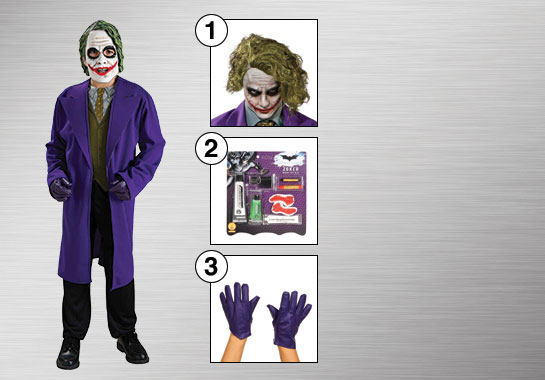 Kid's Joker Accessories