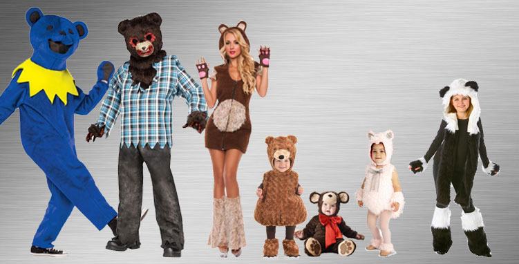 Bear Costume Ideas