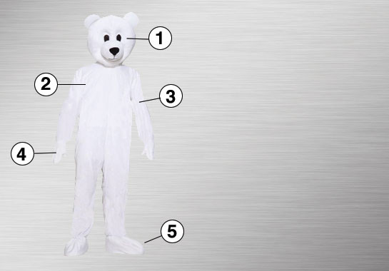 Enhance Your Style - Polar Bear