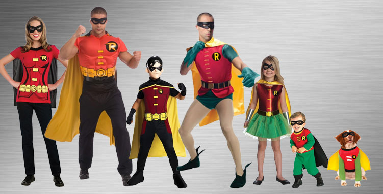 Robin Costume Ideas