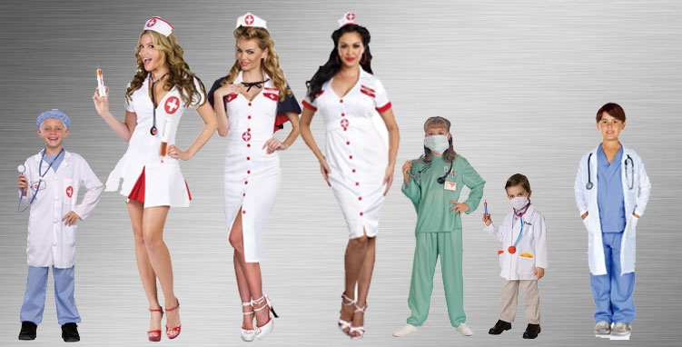 Doctor and Nurse Costume Ideas