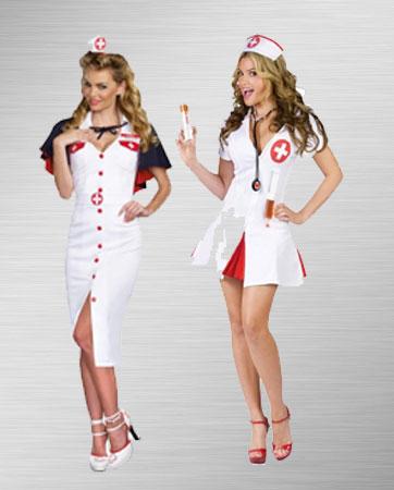Sexy Nurses Costumes