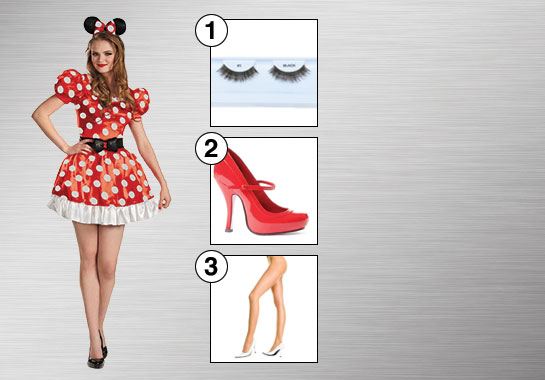 Enhance Your Style - Minnie Mouse