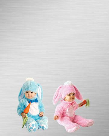 Baby Bunnies Costumes