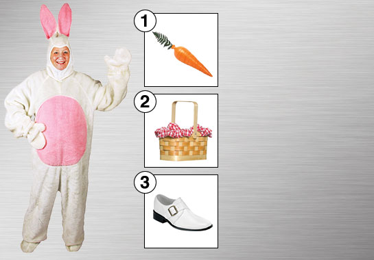 Easter Bunny Accessories