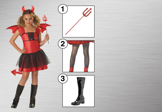 Devil Costume Accessories
