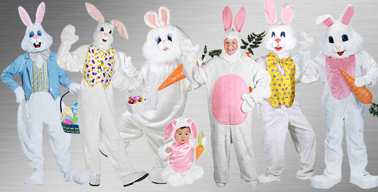 Easter Bunny Costume Ideas