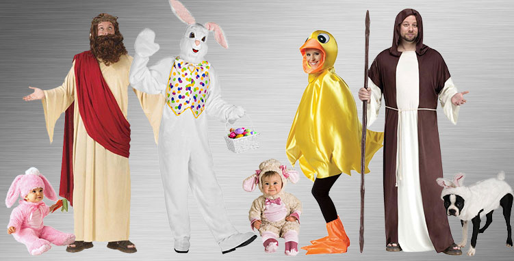 Easter Costume Ideas