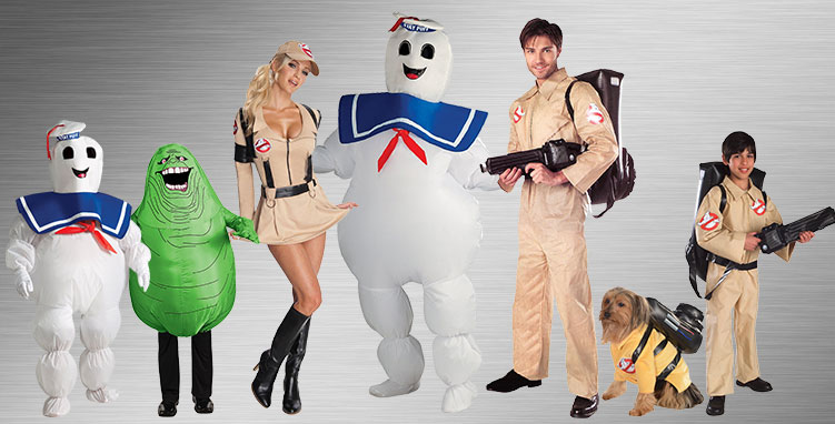 Ghostbusters Costume Ideas