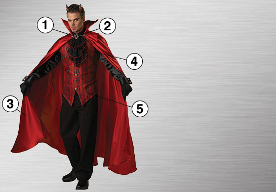 Ultimate Costume - Handsome Devil