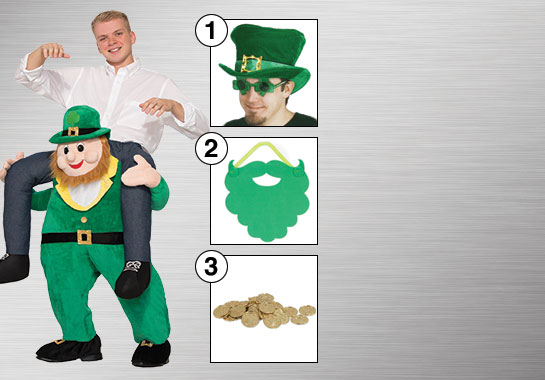 Enhance Your Style - Leprechaun Rider