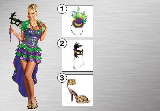 Enhance Your Style - Mardi Gras