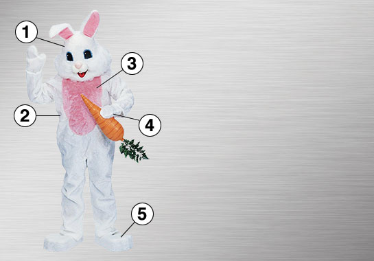 Ultimate Premium Rabbit Costume