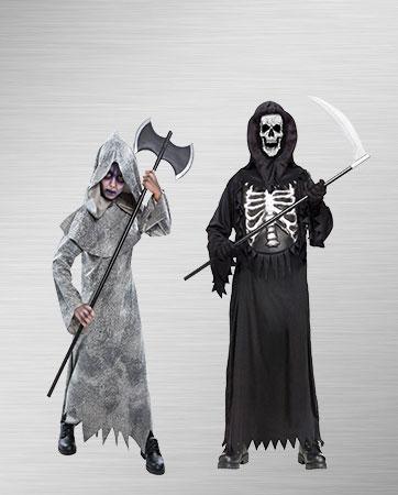 Reaper Kid's Costumes