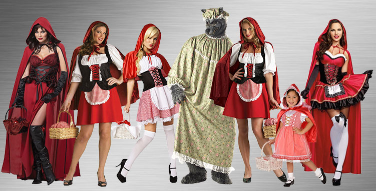 Red Riding Hood Costume Ideas