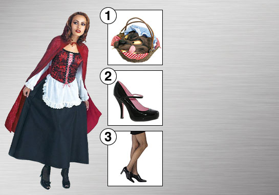 Enhance Your Style - Red Riding Hood