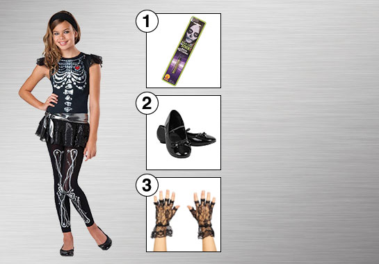 Frankenstein Essential Costume Features