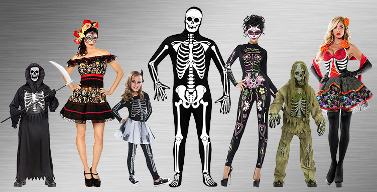 Skeleton Costume Ideas