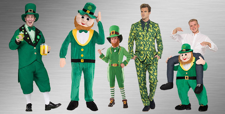 St. Patrick's Day Costume Ideas