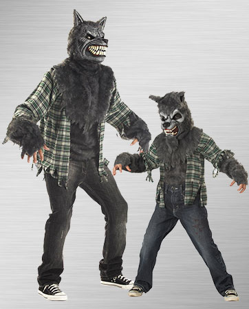 Grey Werewolves Costumes