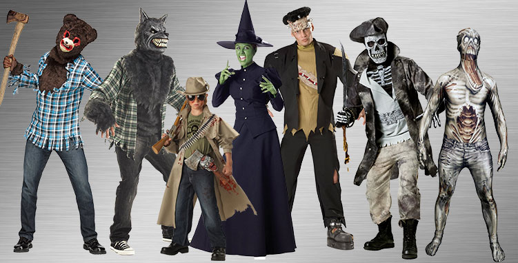 Werewolf Group Costume Ideas